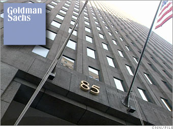 Goldman: Not So Special After All