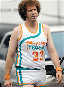 Jackie Moon, Owner, Coach & Player for the Flint Tropics