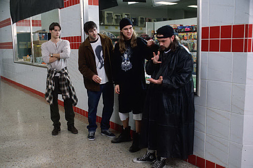 Back in the 90's, we had Mallrats