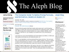 aleph-blog