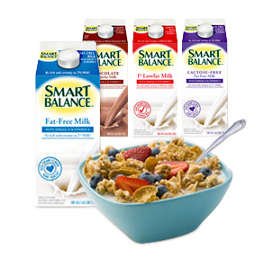 smart balance milk