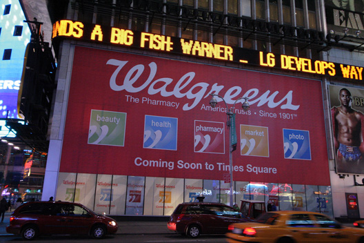 Walgreens Colonizes Manhattan