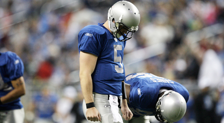 '08 Lions Were 1st Team in NFL History To Lose Every Game