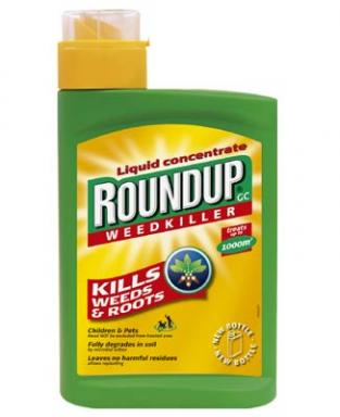 Roundup - the trouble with Monsanto